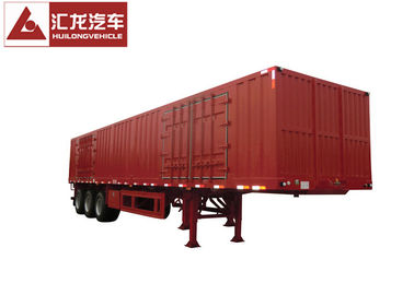 Multi - Pull Cargo Container Movers Container Semi Trailer Light Self - Weight